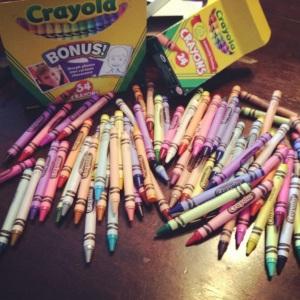 Crayons!!
