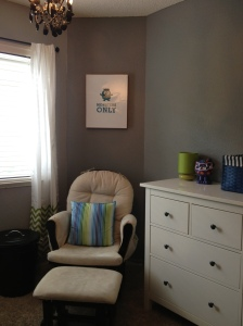 Sparrow & Anonymous gray paint by BEHR