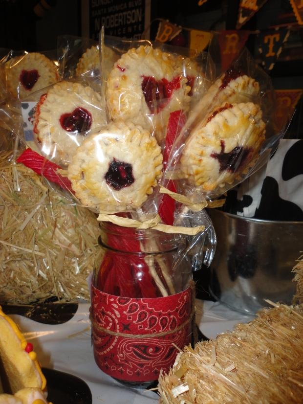 Western/Cowboy/Cowgirl Desserts