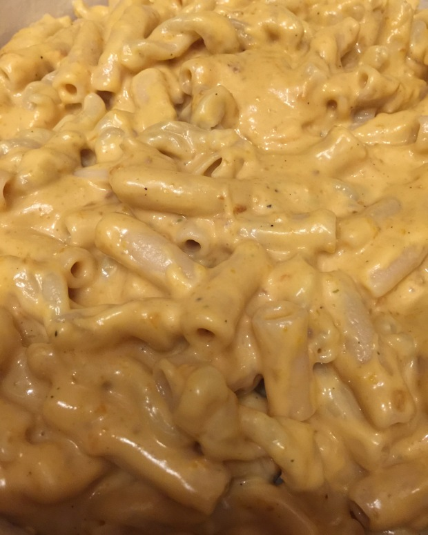 gluten free mac and cheese